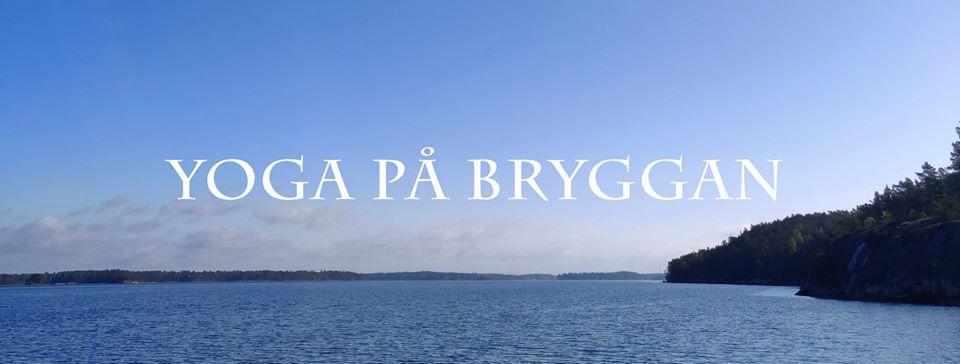 Yoga på bryggan
