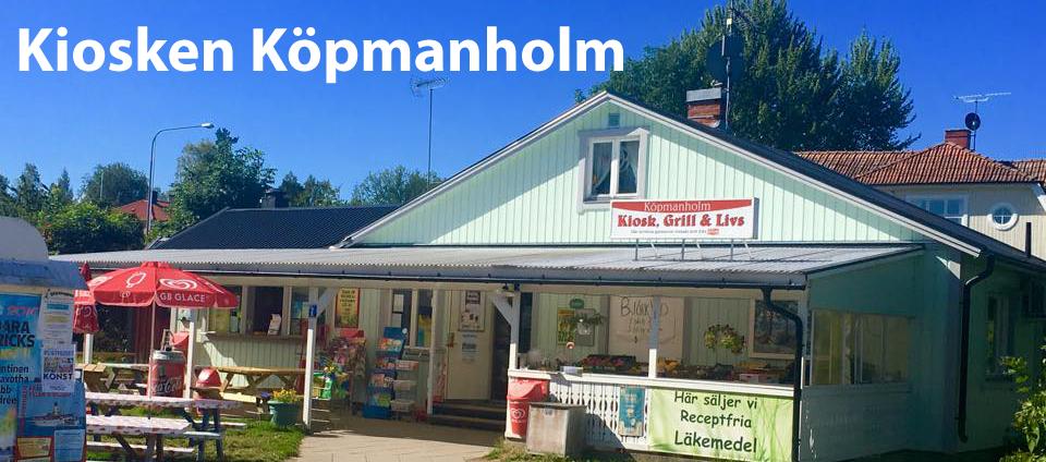 Kiosken Köpmanholm