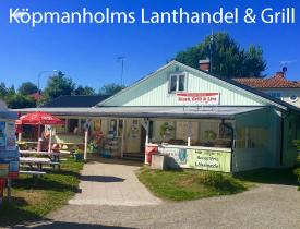 Köpmanholms Lanthandel & Grill